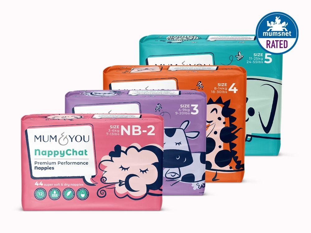 Nappychat eco-nappies