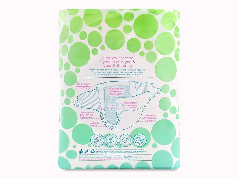 Nappychat Eco-Friendly Diapers