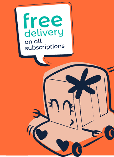 Subscription Free Delivery